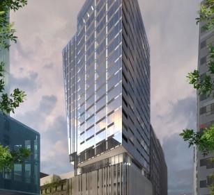 Imperia Condominiums : un projet immobilier  qui occupera l'avant-scène du Quartier des spectacles