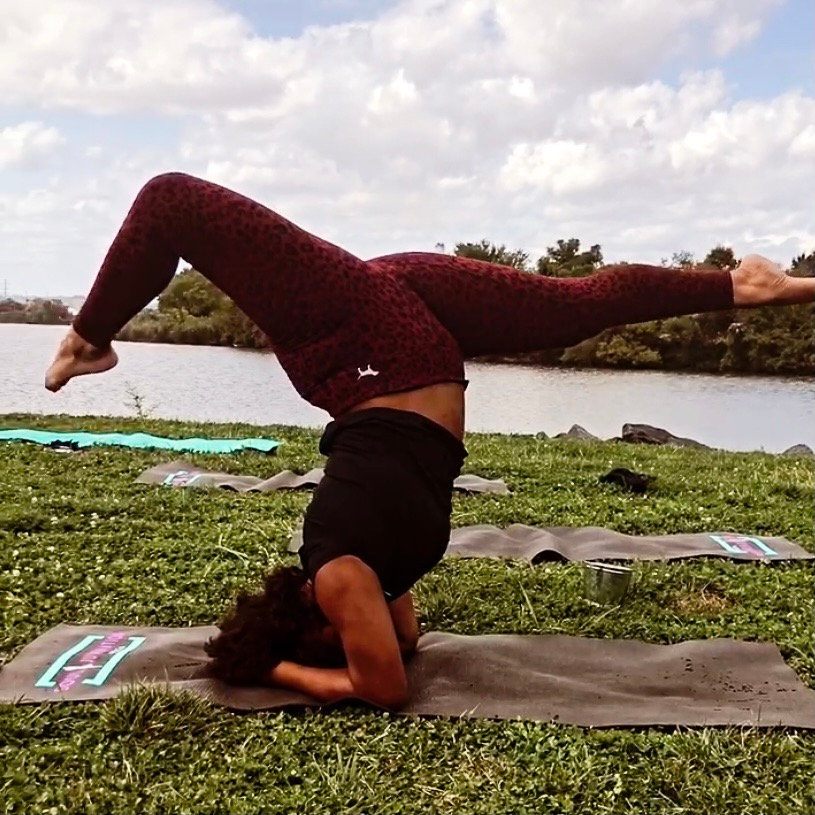 Restore and Stretch with Kya