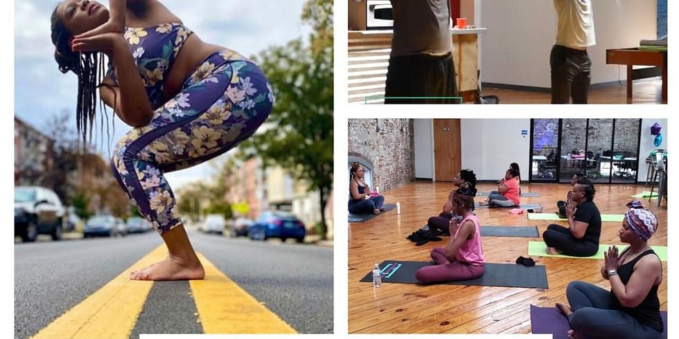 Spring Into Yoga - Postponed