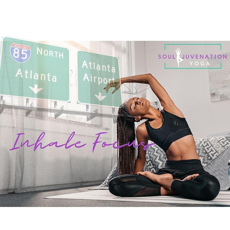 Inhale Focus  - ATLANTA