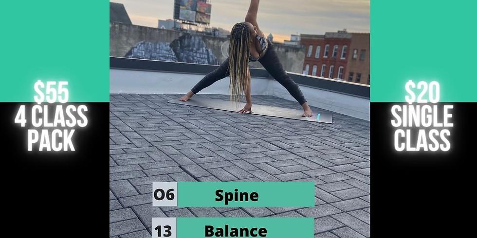 Soul Yoga Series