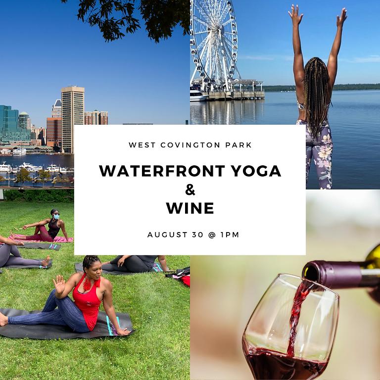 Waterfront Yoga & Wine