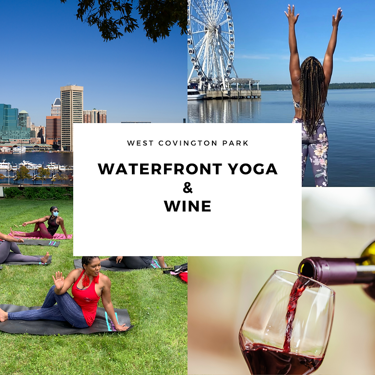 Waterfront Yoga and Wine (5/2)
