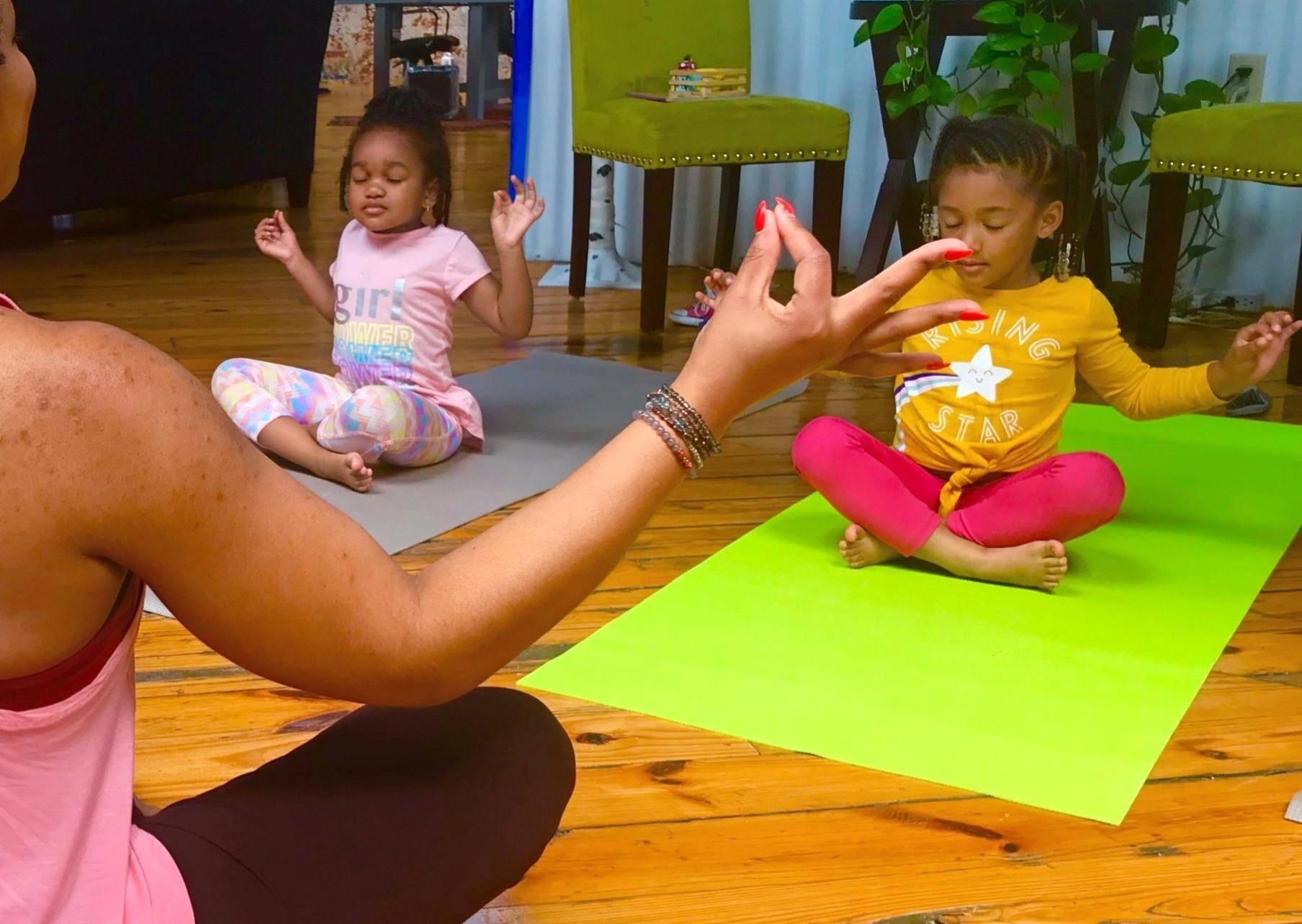 Special Yoga Program