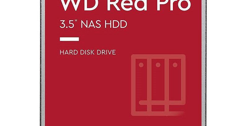 Western Digital RED Pro 18TB NAS Desktop Hard Drive, SATA III w/ 512MB Cache