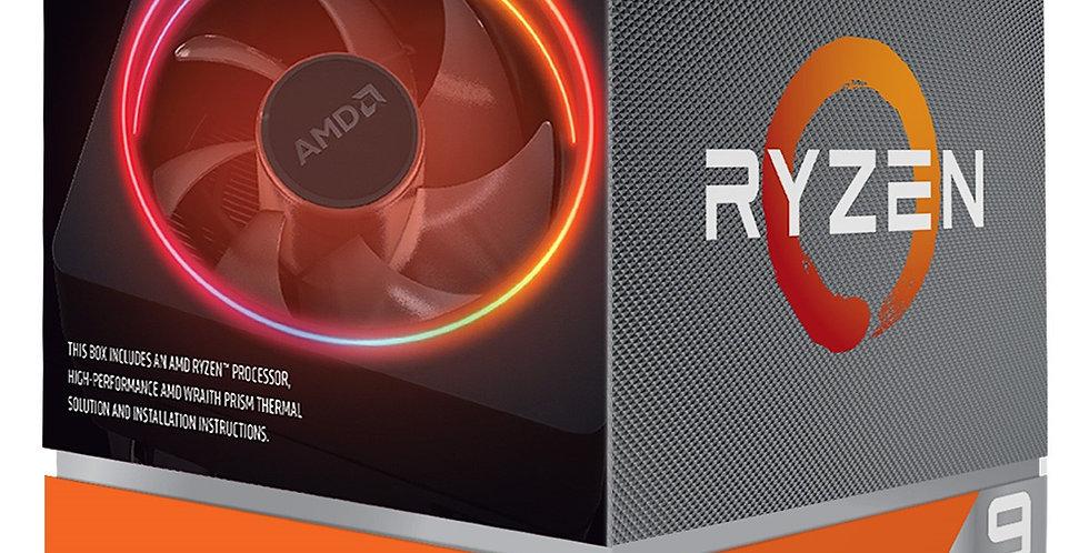 AMD Ryzen 9 3900X CPU, 3.8GHz w/ 70MB Cache