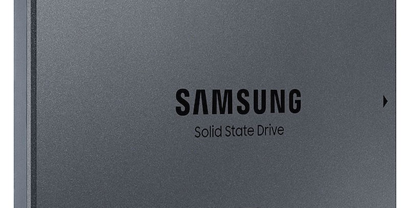 Samsung 870 QVO SATA III 2.5in SSD, 2TB