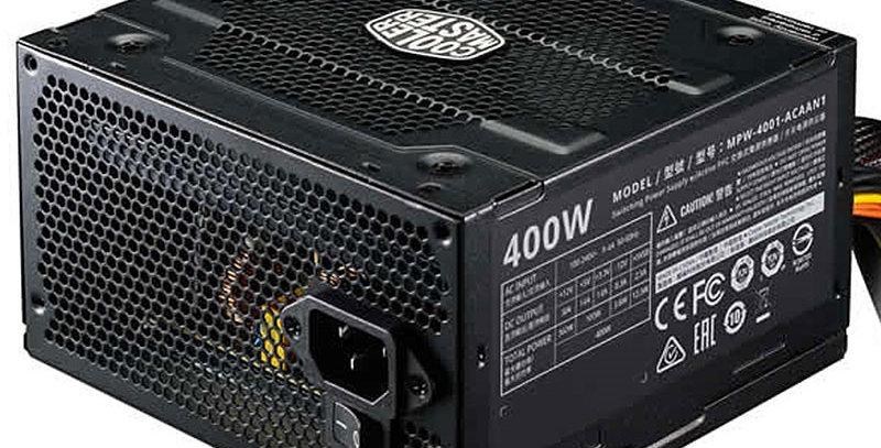 Cooler Master Elite V3 400 ATX Power Supply, 400W