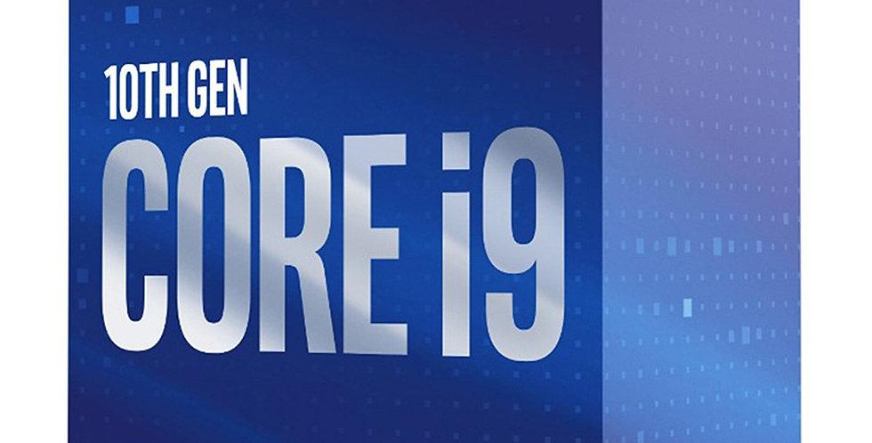 Intel Core i9-10900 CPU, 2.8GHz w/ 10 Cores / 20 Threads