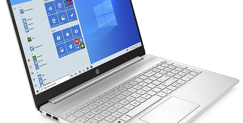 HP Laptop 15-ef1010ca Ryzen 5-4500U, 8GB, 512GB SSD, 15.6in Full HD, Win 10 Home