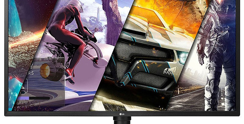 LG 32UK550-B 32in 4K UHD VA LED LCD w/ FreeSync, HAS