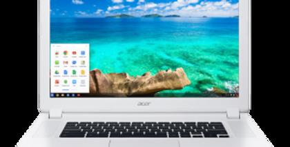 Acer CB5-571-C1DZ Chromebook Celeron 3205U 4GB Ram 16GB SSD 15.6 Chrome OS