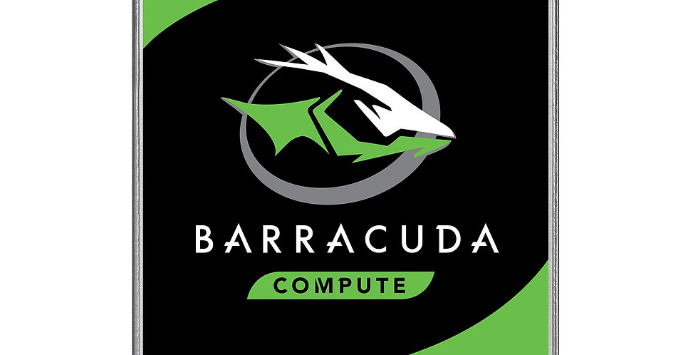 Seagate 4TB BarraCuda HDD, SATA III w/ 256MB Cache