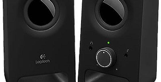 Logitech Z150 2.0 Speakers, Black