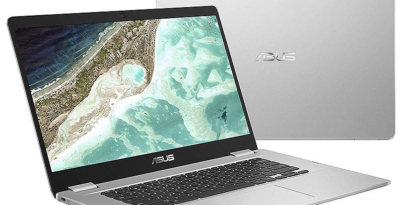 Asus Chromebook C523NA-DH02 Celeron N3350, 4GB, 32GB eMMC, 15.6in HD, Chrome OS