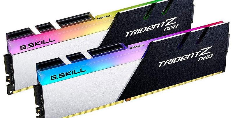 G.Skill Trident Z NEO Series 32GB DDR4 3600MHz CL16 Dual Channel Kit (2x 16GB)