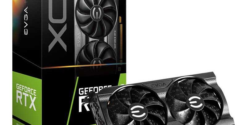 EVGA GeForce RTX 3060 XC Gaming LHR 12GB PCI-E w/ HDMI, Triple DP