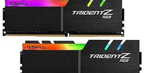 G.Skill Trident Z RGB Series 16GB DDR4 3600MHz CL19 Dual Channel Kit (2x 8GB)