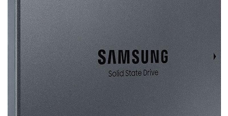 Samsung 870 QVO SATA III 2.5in SSD, 1TB