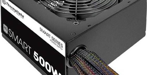 Thermaltake Smart White Series Power Supply, 500W