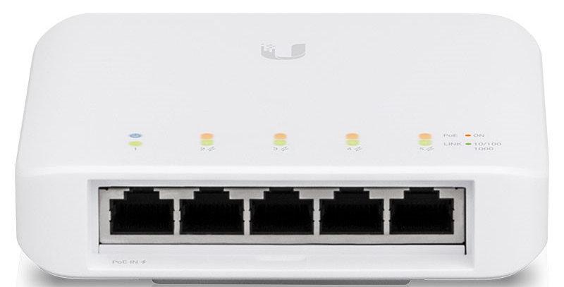 Ubiquiti UniFi USW Flex Mini 5-Port Managed Gigabit Ethernet Switch