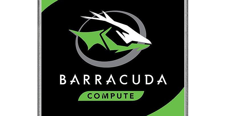 Seagate 1TB BarraCuda HDD, SATA III w/ 64MB Cache