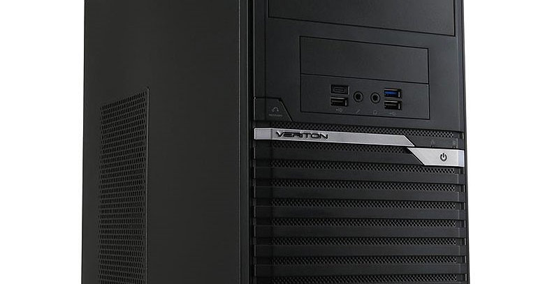 Acer Veriton M VM4660G-I7970S1 w/ Core i7-9700, 8GB, 512GB SSD, Win 10 Pro