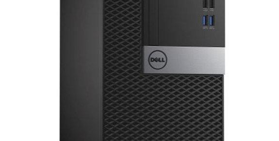 Dell Optiplex 5040 , Core i7-6700, 8GB , 256GB SSD, Win 10 Pro