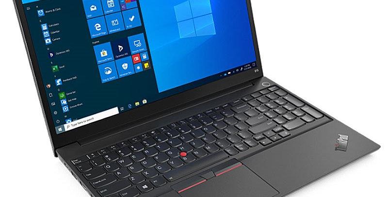 Lenovo ThinkPad E15 Ryzen 7 5700U, 8GB, 256GB SSD, 15.6in FHD, Win 10 Pro