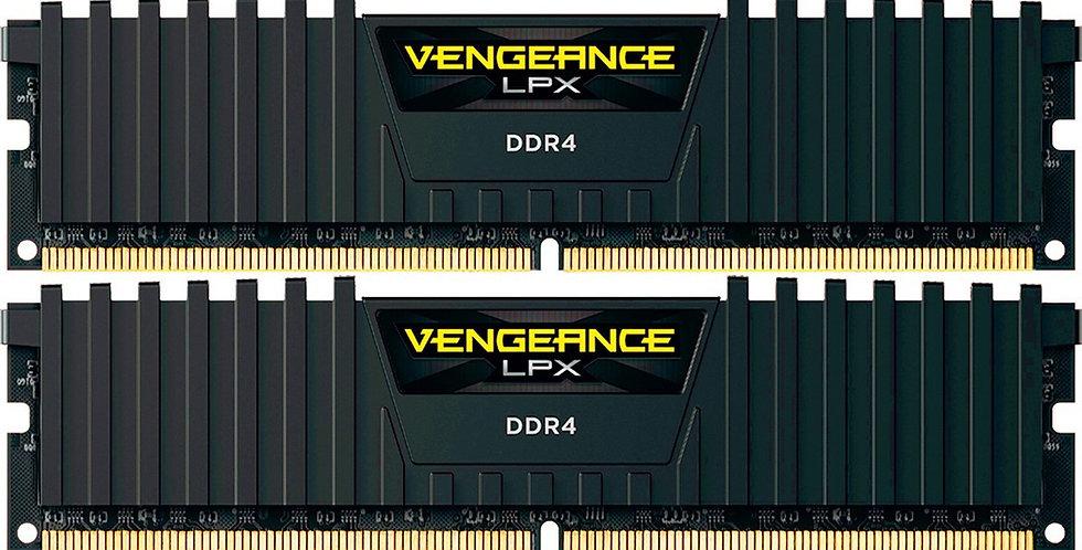 Corsair Vengeance LPX 16GB DDR4 3600MHz CL18 Dual Channel Kit (2x 8GB)