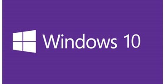 Microsoft Windows 10 Pro (64 bit) OEM