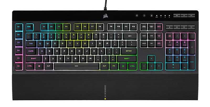 Corsair K55 RGB PRO XT Gaming Keyboard