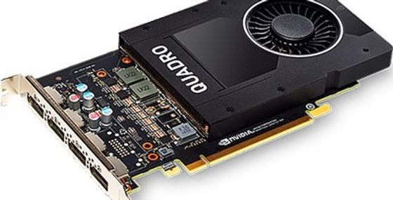 PNY Quadro P2200 Professional Video Card w/ 5GB, PCI-E, Quad DisplayPort Ports