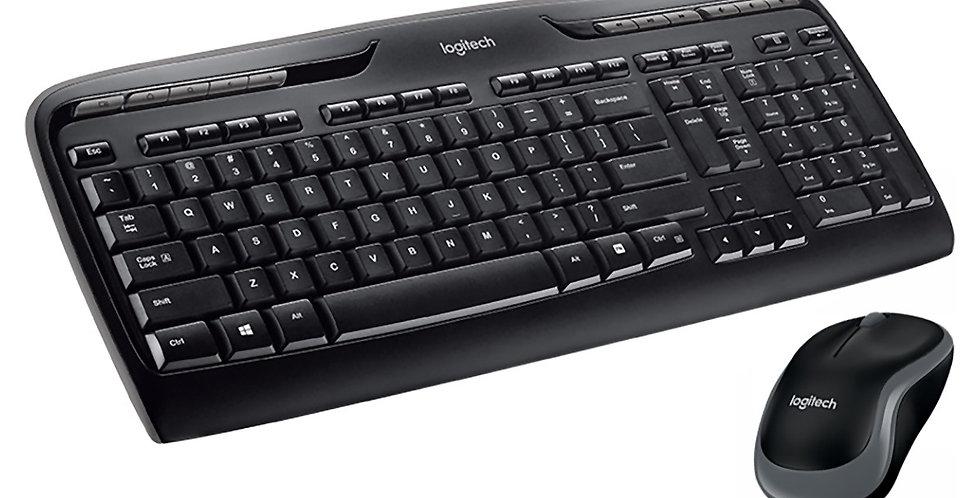 Logitech MK320 Wireless Keyboard & Mouse Combo, 2019