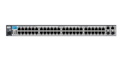 HP ProCurve 2610-48-PWR Managed Switch - 48-Port 10/100 POE