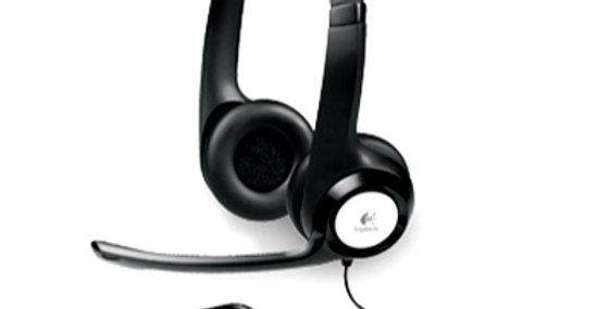 Logitech Stereo USB Headset H390