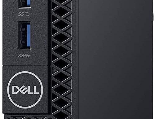 Dell OptiPlex 3060 Core i5 i5-8500T  8GB RAM  256GB SSD Win 10 Pro
