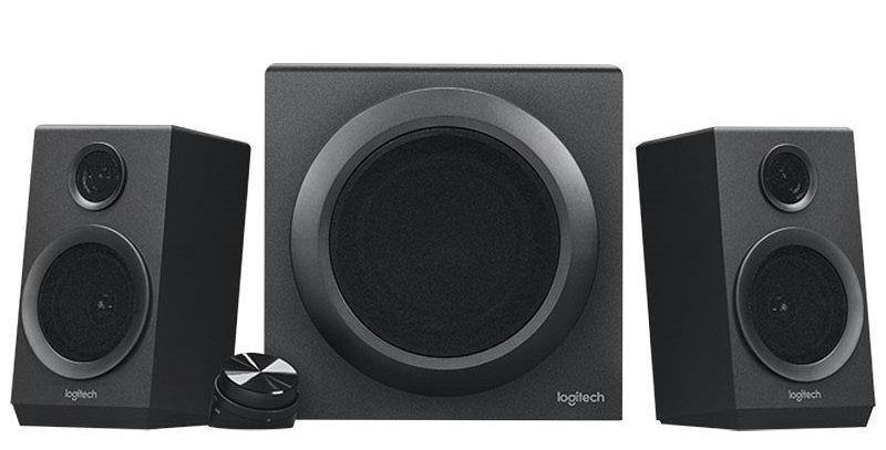 Logitech Z333 2.1 Speaker System w/ Subwoofer