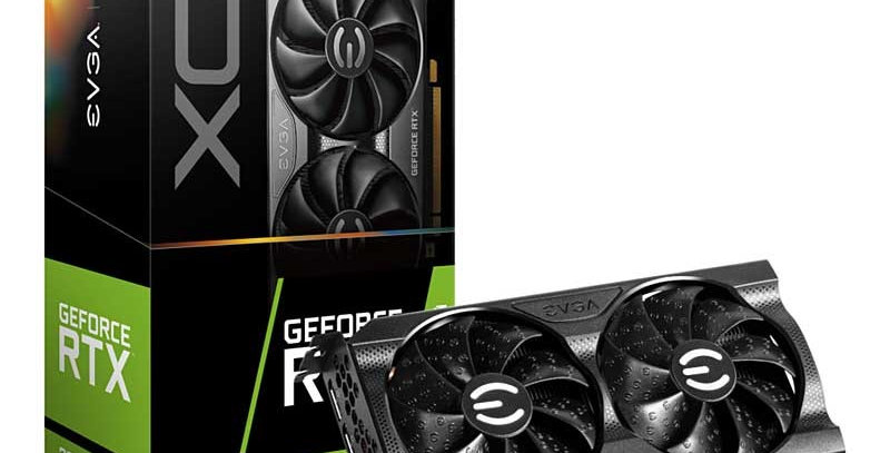 EVGA GeForce RTX 3060 XC Gaming 12GB PCI-E w/ HDMI, Triple DP
