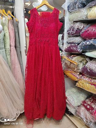Flore lenth gown
