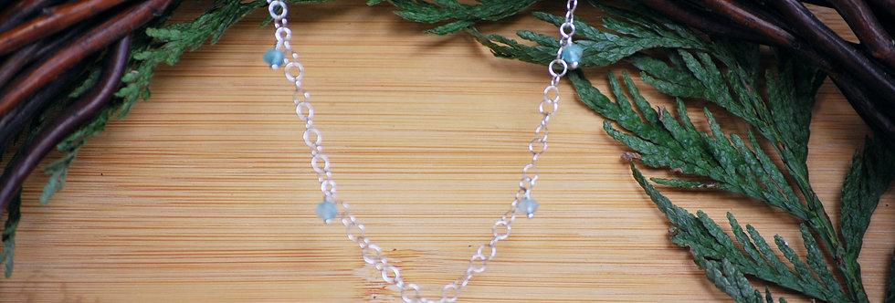 Apatite Starlight Necklace