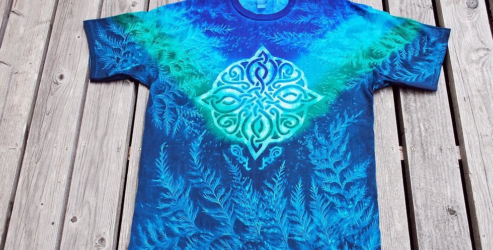 Woven Celtic Knot-Front