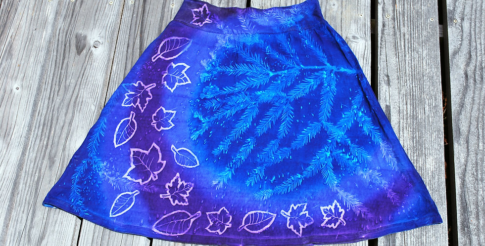 Falling Leaves Skirt-front