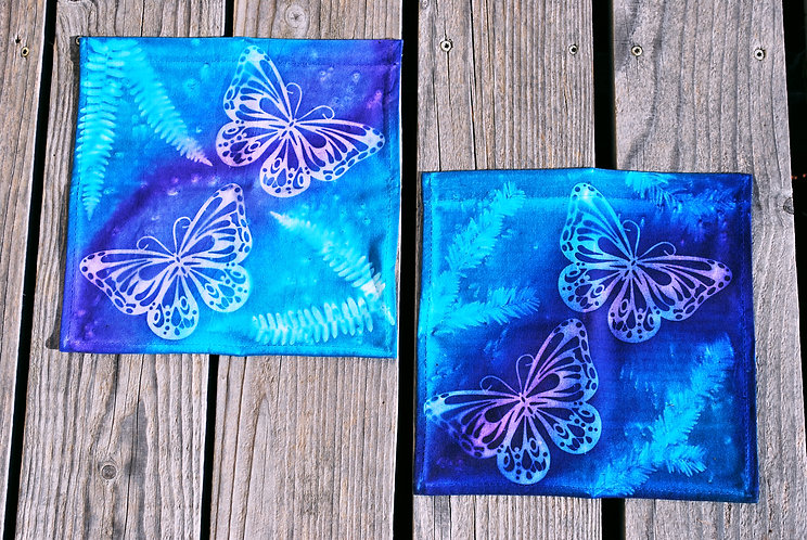 Butterfly Wall Art Banner