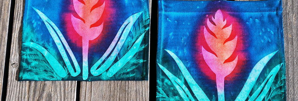 Ginger Lily Wall Art Banner