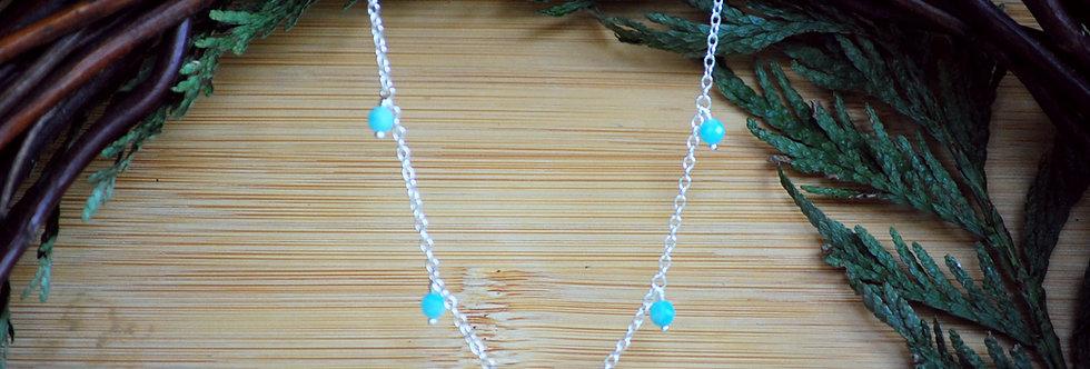 Amazonite Starlight Necklace