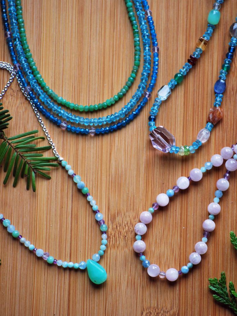 Gemstones to wear
