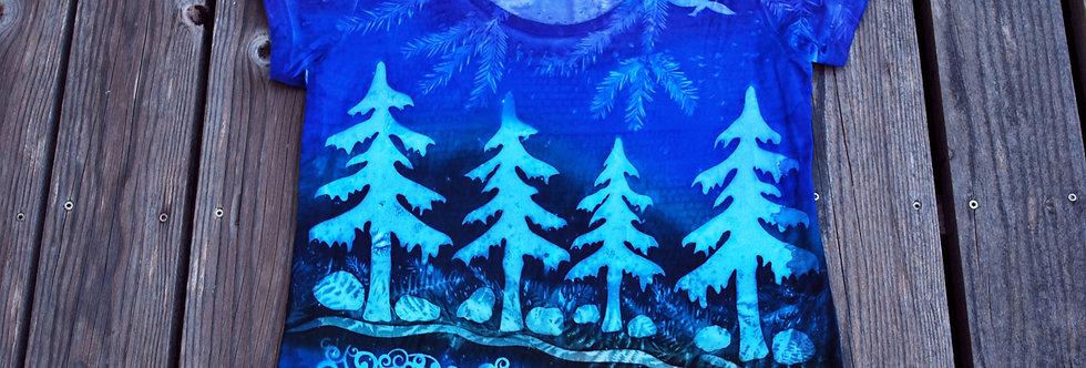 Redwoods Scoopneck-front