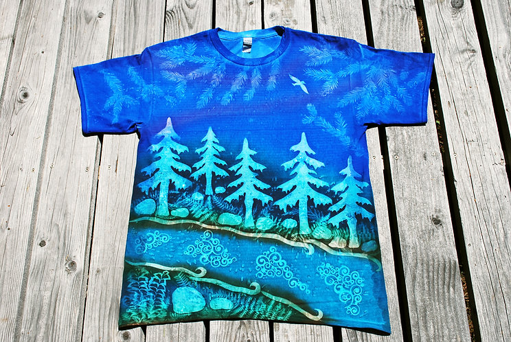 Redwood Forest-front