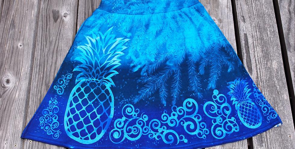 Pineapple Skirt-front